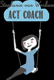ACT Coach - stoppen met piekeren